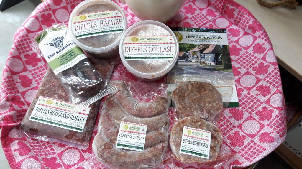 Diffels (Schots) Hooglandvlees