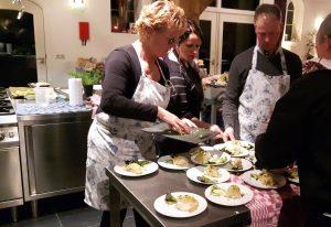 Workshop koken kookstudio